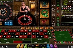 Play Immersive Roulette live at InterCasino