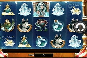 Play InterCasino's Siberian Siren Slot on Phones and Tablets