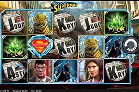 InterCasino's Exclusive Superman Last Son of Krypton Slot is Available for Mobiles