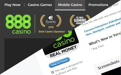 To Download an iOS Casino App, Follow the Link to iTunes from the Casino Website