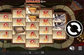 Image of Jumanji slot on a mobile device