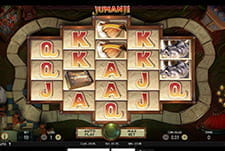 In-game view of the Jumanji slot game at Red Spins Casino
