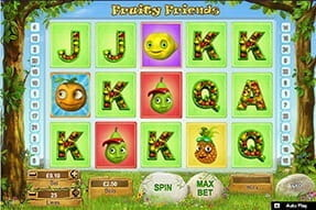 Karamba mobile slot, Fruity Friends