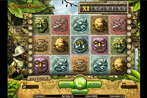 Gonzo's Quest Slot on the Karamba mobile app