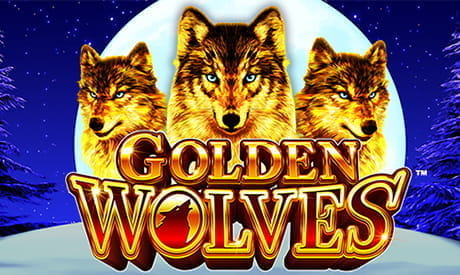 One of Konami's Wolves-themed slots.