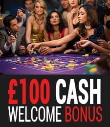 £50 cash welcome bonus