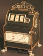 The Liberty Bell was the First Slot Machine to Allow Automatic Payouts