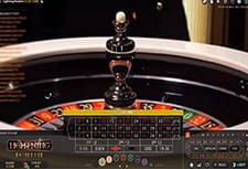 Play Lightning Roulette at Guts Casino