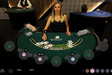 Live Blackjack from PlayTech
