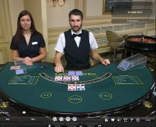 Preview of Live Casino Hold'em at Ladbrokes