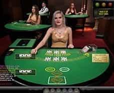 Live Dealer Three Card Poker