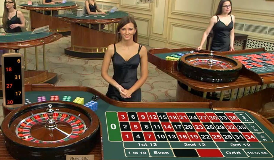 Live Casino Games are Filmed in Specialised Studios