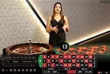 Live Roulette at Casino.com.