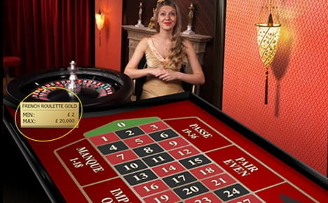 Live Roulette Games Provide High Table Limits