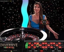 Live Roulette Game at 32Red