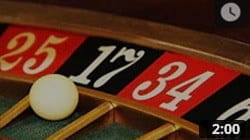 Here you can watch a video of live roulette casino games.