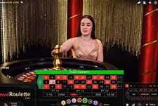Live Speed Roulette from Pragmatic Play