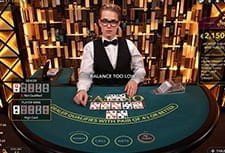 Play Live Texas Hold'em at PartyCasino