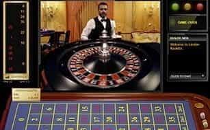 London Roulette at LeoVegas Casino Live
