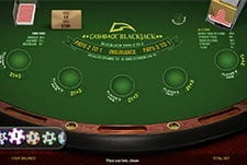 Cashback Blackjack at Mansion Casino