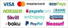 Payment options available at Mansion Casino mobile include Visa, MasterCard, ecoPayz, Neteller, paysafecard, Bank Transfer, Skrill, entropay, Instant Transfer, boku, PayPal and Neosurf.
