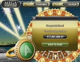 The Mega Fortune Slot by NetEnt Provides Huge Progressive Jackpot Payouts