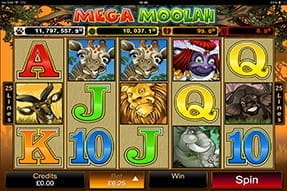 The Jackpot Slot Mega Moolah Can be Played on the Betway Casino App