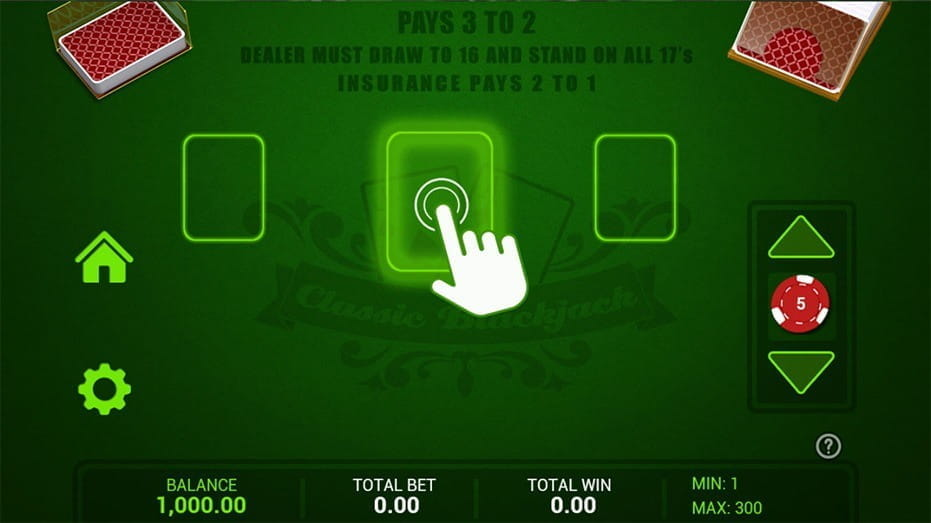 A Rebet Option on Mobile Blackjack Improves the Playing Experience