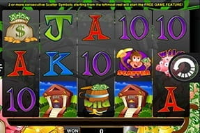 Monkey in the Bank Slot Now Available on InterCasino Mobile