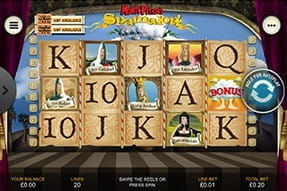 The Monty Python Spamalot slot can be played on Ladbrokes mobile
