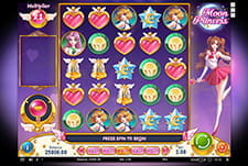 The Moon Princess slot from Play'n GO.