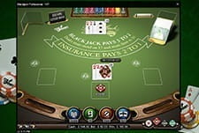 Preview of Blackjack Professional VIP at Mr Green