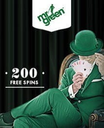 Up to £100 Bonus! Play Mr Green: Moonlight Slot at Mr Green