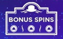 Bonus spins are available at Mr Green.