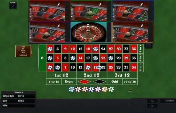 free money roulette gambling sites