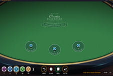 Multihand Blackjack from Microgaming.