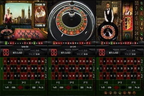 Find Multiwheel Roulette at Netbet Casino