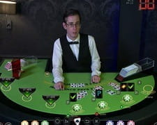 Live Baccarat at Netbet Casino