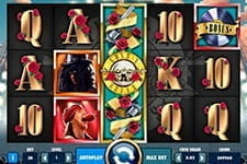 Preview of the Guns N' Roses Slot at NetBet