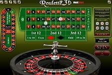 Preview of Roulette 3D at NetBet