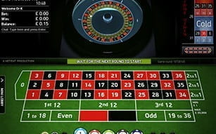 Live Auto Roulette from NetEnt at Mr Green Casino
