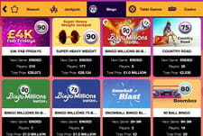 Play Pay Day Jackpot Bingo at Slots Baby Casino