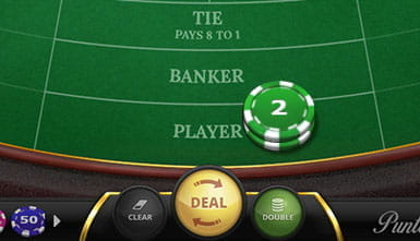 Parlay betting ties in baccarat indian casino sports betting