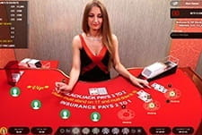 Live Blackjack at PlayOJO Casino