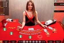 Live Blackjack at PlayOJO Casino