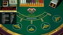 Blackjack Variant with the Chance to Win a Progressive Jackpot