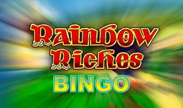 The Rainbow Riches Bingo logo