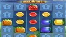 Reel Rush from NetEnt has an Innovative Layout with Every Win Enabling more Paylines
