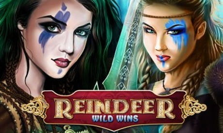 Image showing the Reindeer Wild Wins game by Genesis Gaming