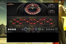 An example in game from French Roulette.